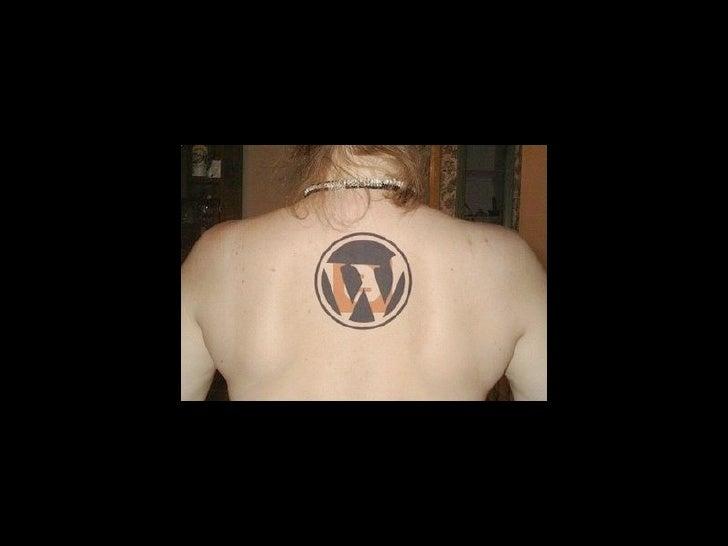 Daniel Spiller's Wordpress Presentation
