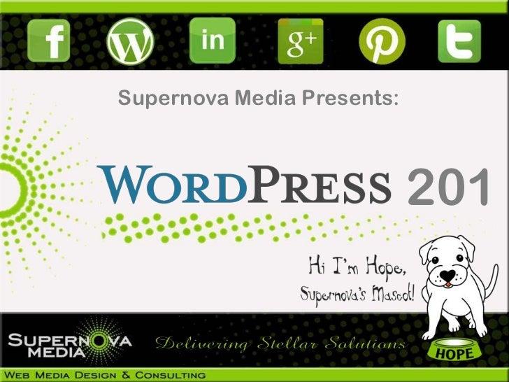 Wordpress201