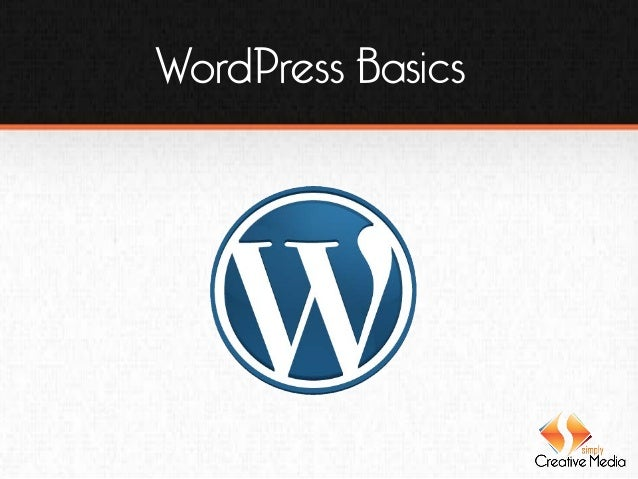 WordCamp KC WordPress Basics