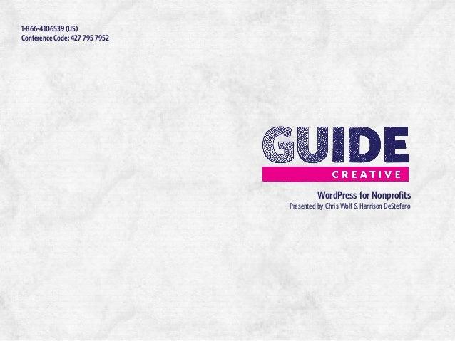 GUIDE_Series_WordPressForNonprofits