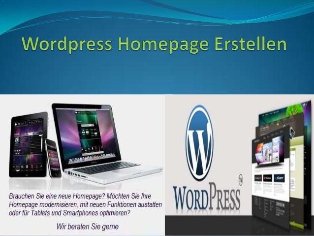 Zu Gewinnen Benutzer Wordpress Homepage Erstellen in einer Professionellen Weise  Laut einer aktuellen Studie von einem T...