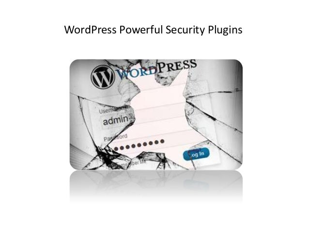 WordPress Powerful Security Plugins