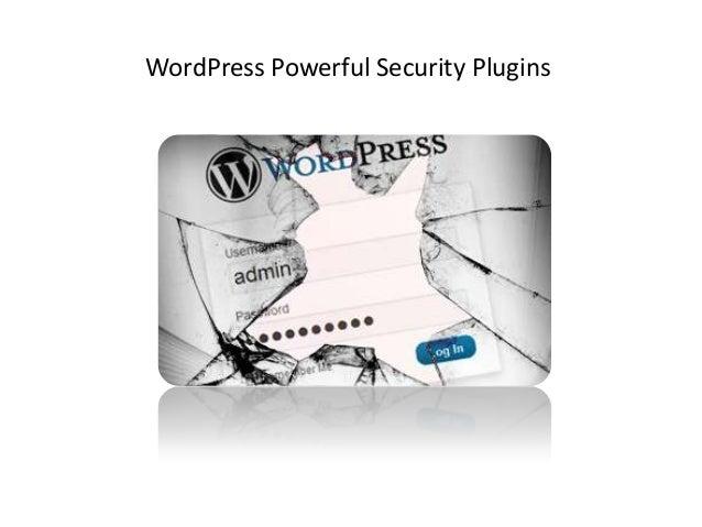 Wordpress Powerful Security Plugins