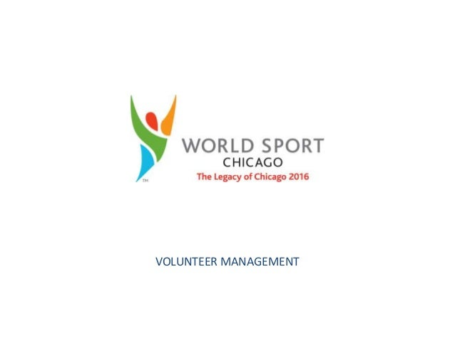 Chicago AMA Non-Profit SIG - Word Sport Chicago