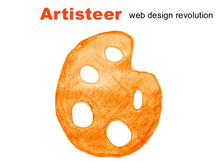 Artisteer   web design revolution