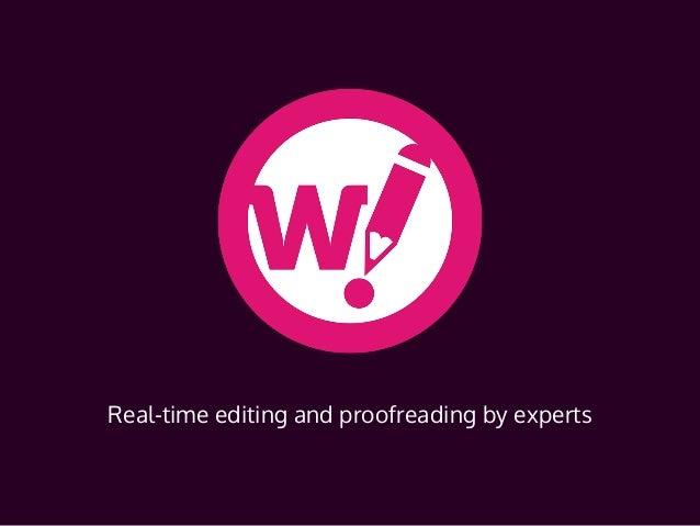 Wordy presentation 2014