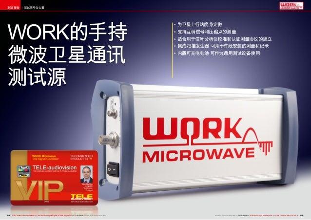 Work microwave