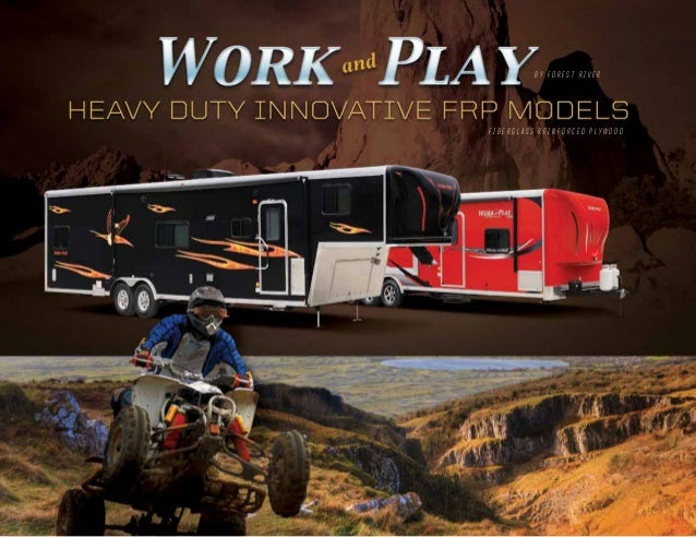 Work and Play 2013 Brochure