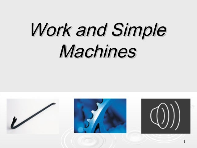Work and simple_machines