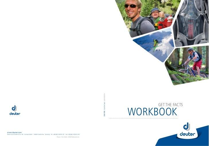 Workbook Deuter 2011