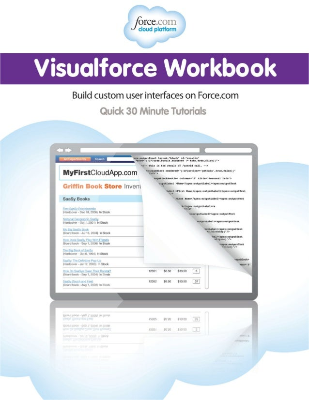 Table of Contents About the Visualforce Workbook.............................................................................