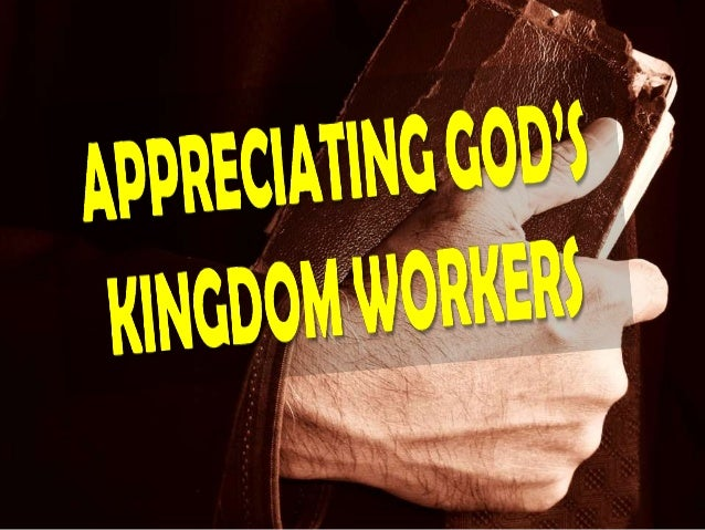 church workers appreciation service | just b.CAUSE