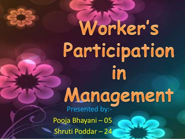 Presented by:Pooja Bhayani – 05 Shruti Poddar – 24