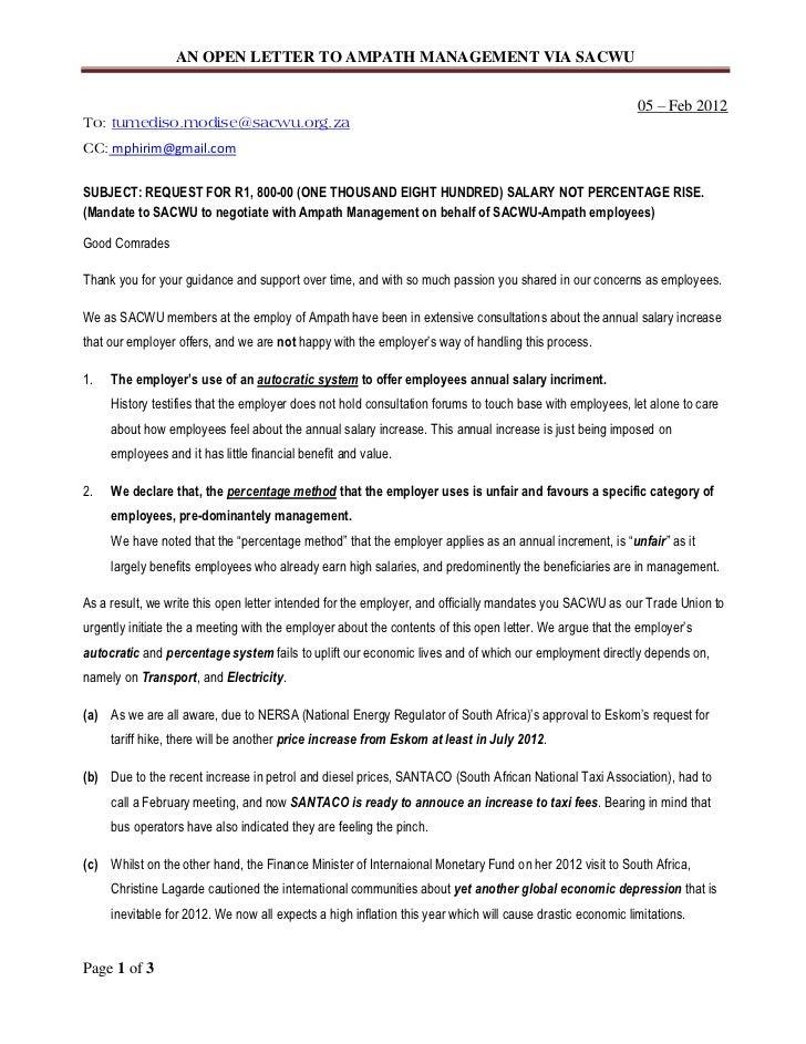Doc575709 Salary Confirmation Salary Verification Letter – Salary Confirmation