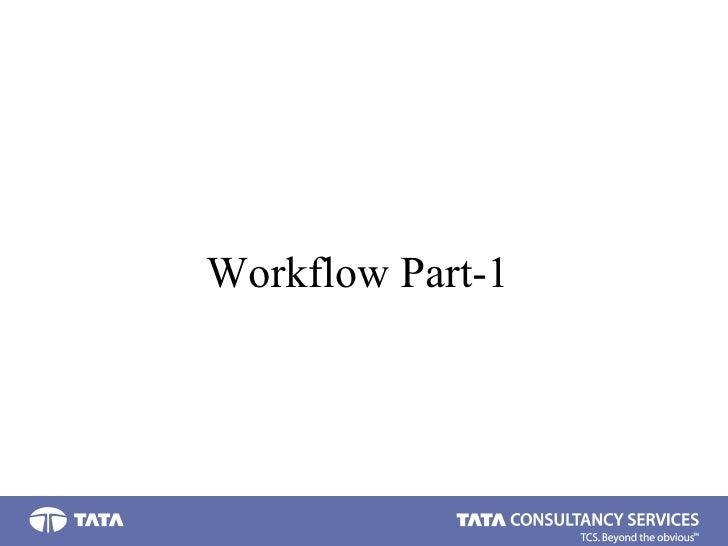 Workflow Part-1