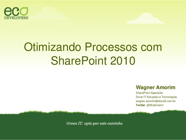 Workflows no SharePoint 2010