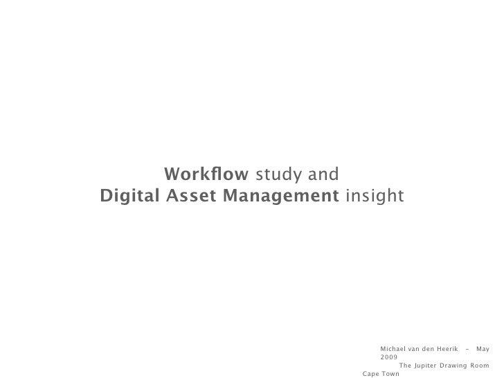 Workflow Xs