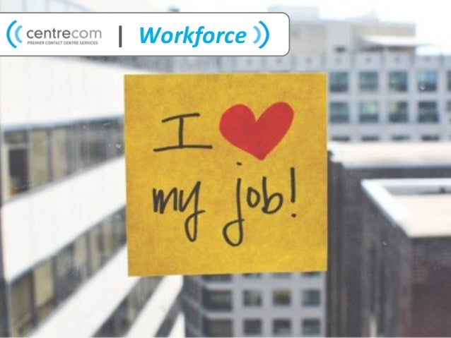 Workforce: The power of the employee