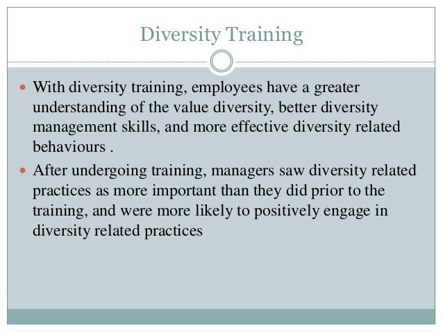 an analysis of workforce diversity and discrimination practices in organisations Organizational policies, workforce diversity the analysis of workplace diversity it enhances good management practices by preventing discrimination.