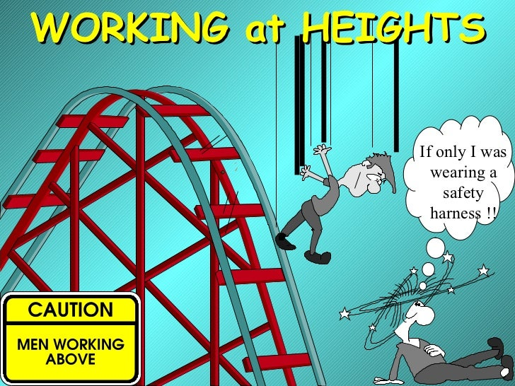 Working at heights