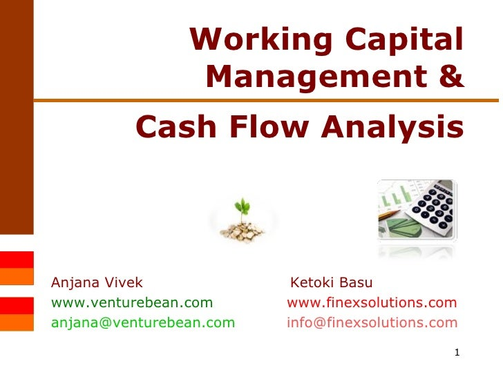 Working Capital Management And Cash Flow Analysis 06.07