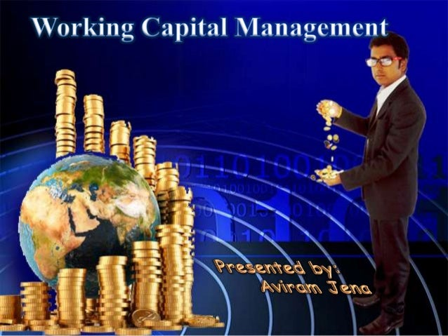 working capital management and firm performance
