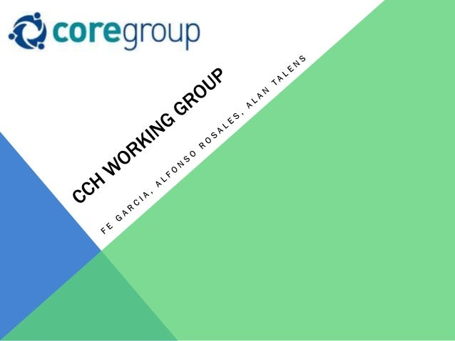 Working group report out_5.9.14