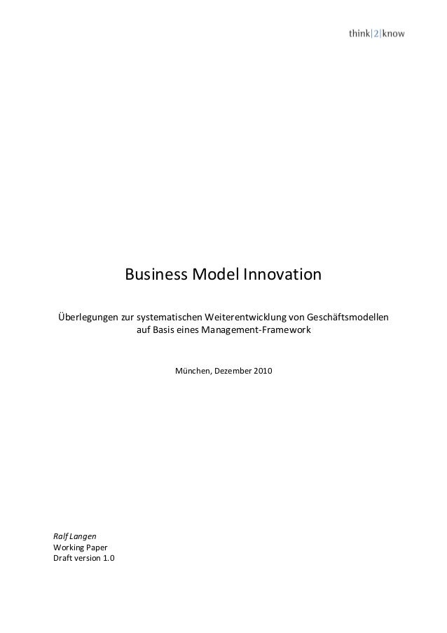 Working paper business model innovation_langen_12-2010_02