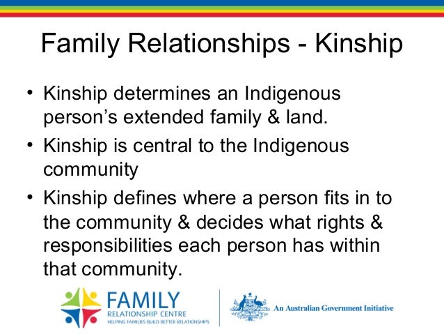 Indigenous kinship