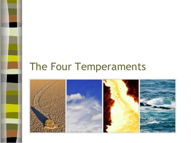 Working with temperaments