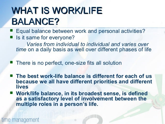 work life balance within organizations social work essay Balance between work and life have affected organisations through  work-life  balance is a broad and complex phenomenon, lacking in a universal definition4   36 % felt that they do not have enough time for friends and other social  contacts.