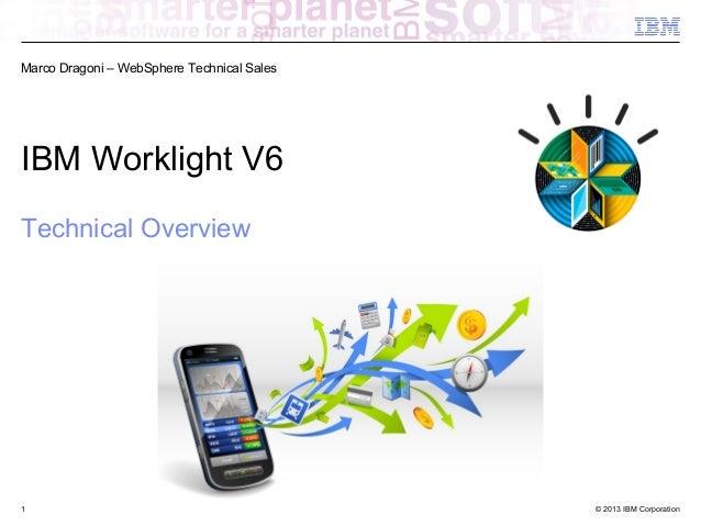 Worklight mobile v6