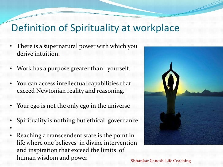 workplace spirituality The living organization: spirituality in the workplace [william a guillory phd] on amazoncom free shipping on qualifying offers in spirituality in the workplace, internationally renowned consultant and corporate trainer bill guillory unveils a powerful new approach to business that is both ground-breaking and highly practical.