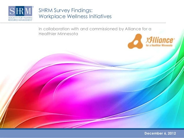 Workplace wellness-initiatives-survey-findings