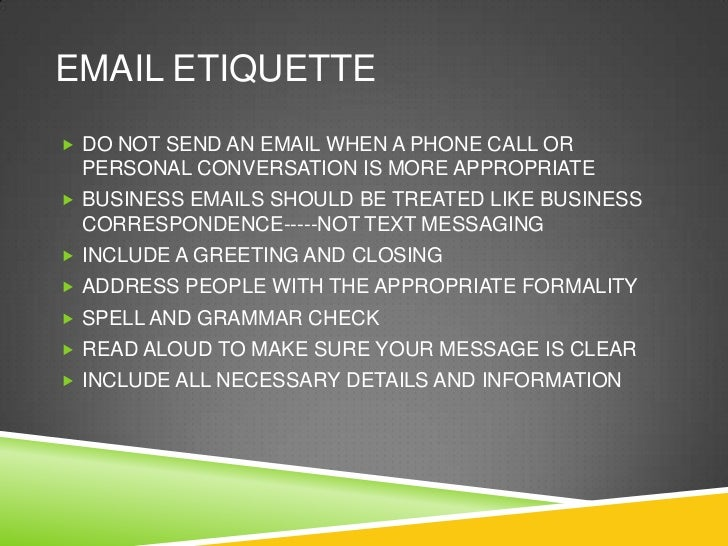 dating etiquette call text Casual dating breakup etiquette  i'd casually call/text and say that my life  if it's 4 or less dates just tell them you're dating someone else phone call.