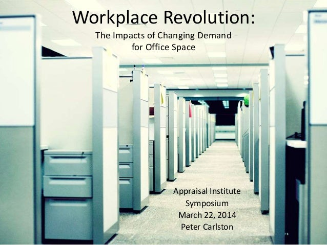 Impacts of Changing Demand for Office Space