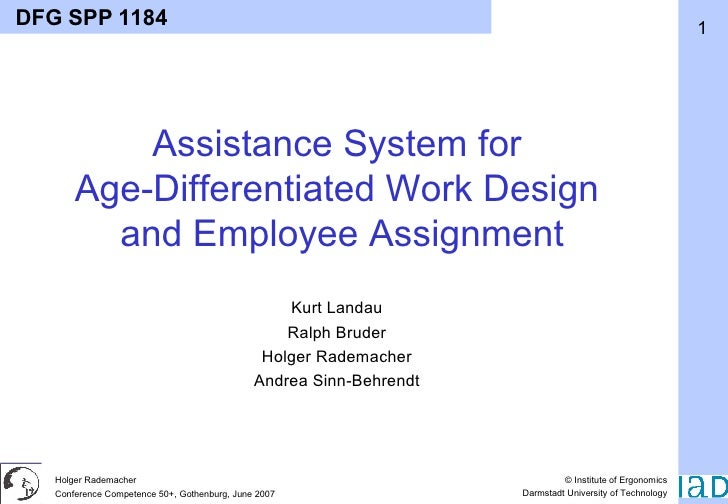 Workplaces In Change 3 - Slide 2/3