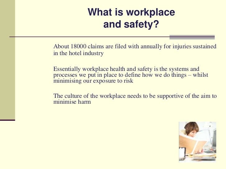 the investigation into health and safety in the workplace essay The hazards in a workplace, and should emphasize continual improvement in health and safety performance when done correctly, an effective incident investigation uncovers the root causes of the.