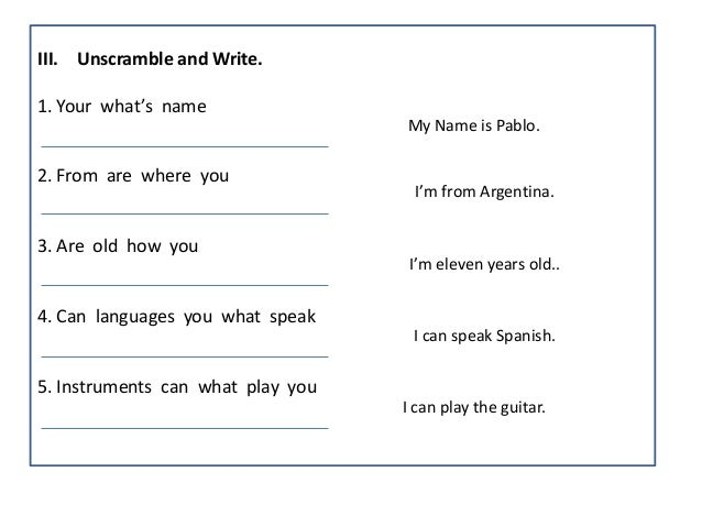 Write Your Name Worksheets - Delibertad
