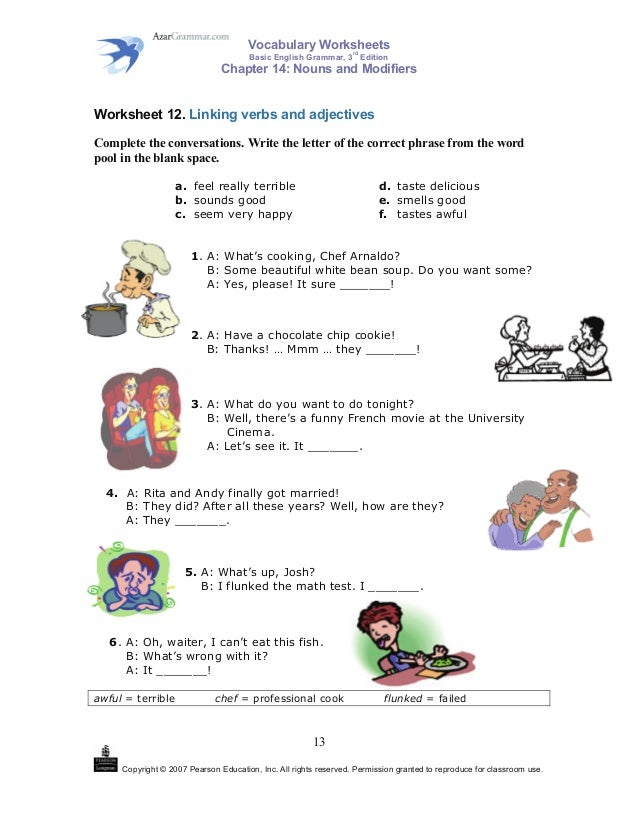 Adjectives and adverbs worksheets year 5