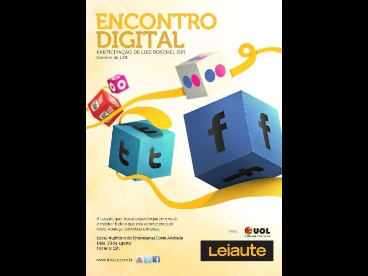 Encontro digital