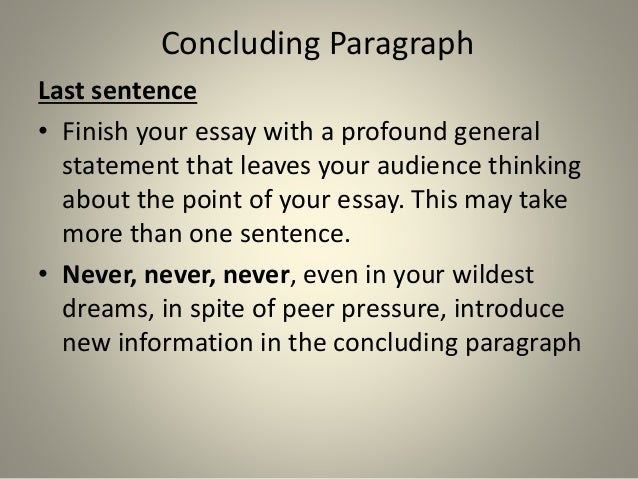 essay writing for intermediate students
