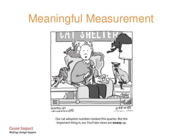 Media/PR - meaningful measurement. Stats that matter workshop.