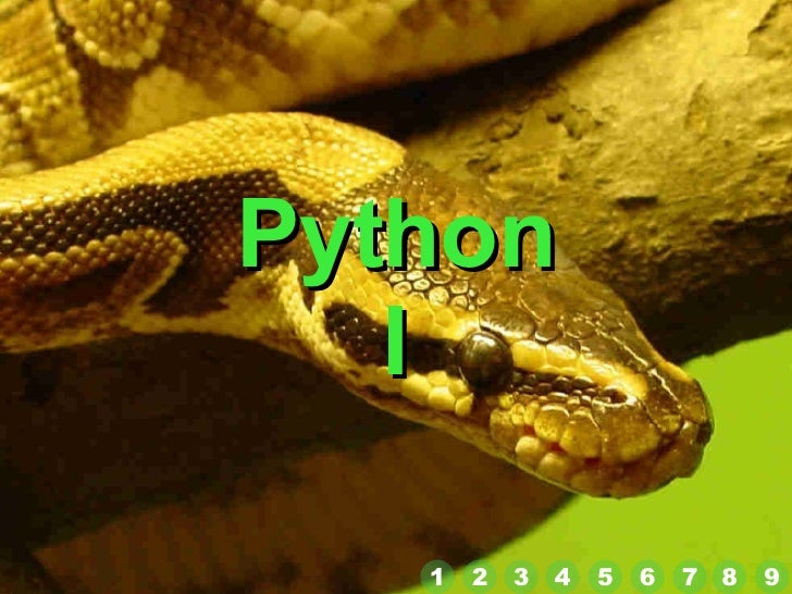 Workshop Python.1