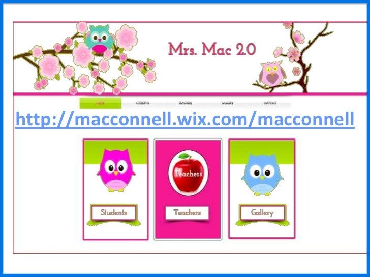 http://macconnell.wix.com/macconnell