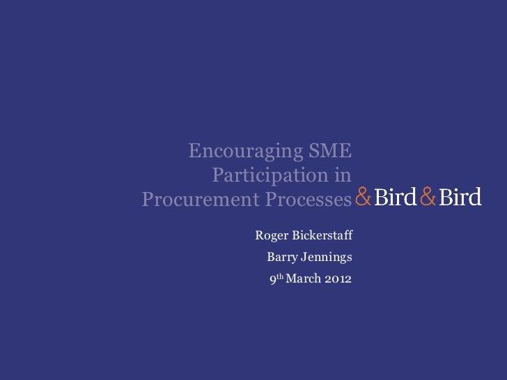 Workshop 3 - Bird & Bird