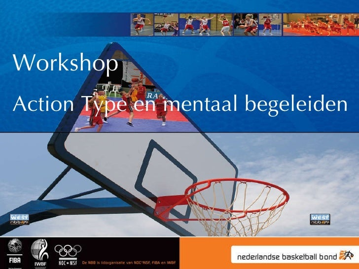 Workshop action type en mentaal begeleiden