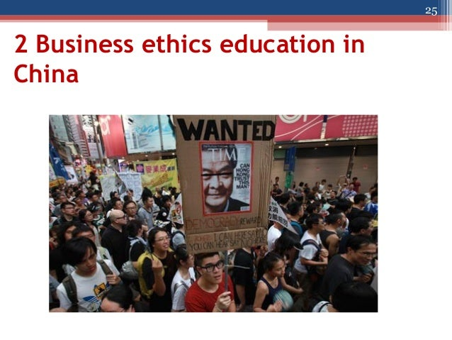 business ethics in china Study of chinese investments in africa argues transparency is an ethical   business ethics perspectives on the practice of theory edited by.