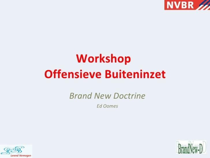 Workshop NVBR congres 2011Def