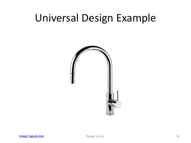 Universal design examples in the home house design plans Universal design home plans